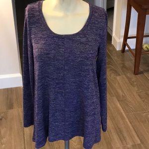 Jones New York Long Sleeve Shirt Size M